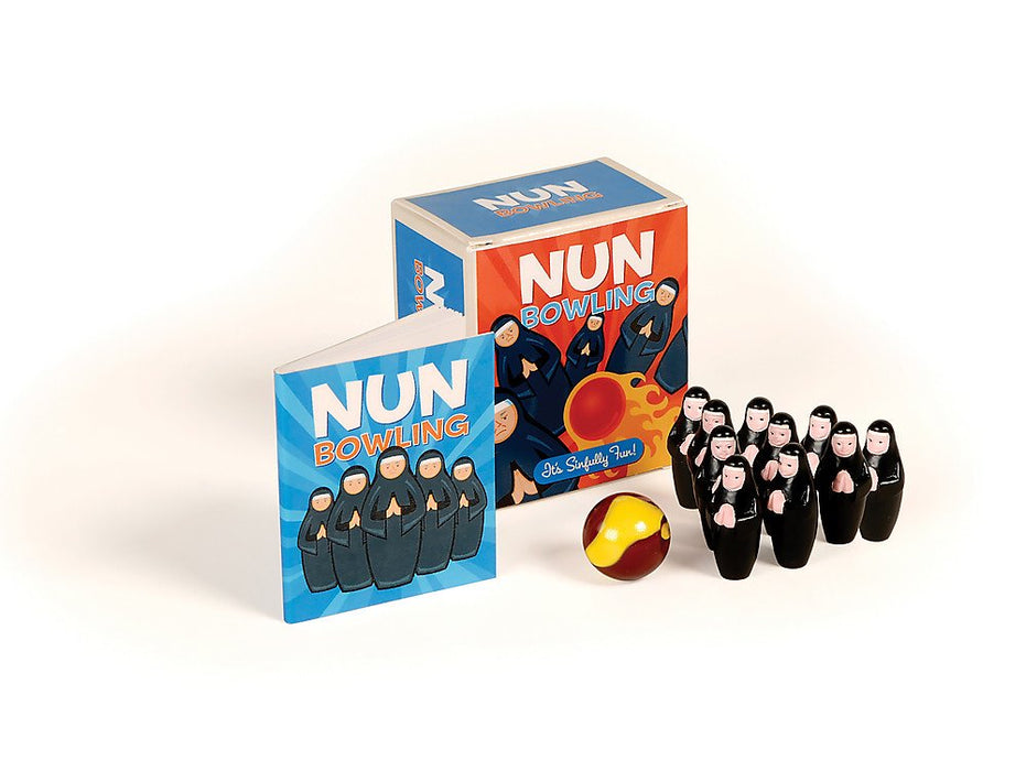 Nun bowling kit - Maktus
