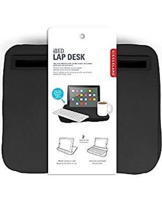 iBed Lap Desk – Black - Maktus