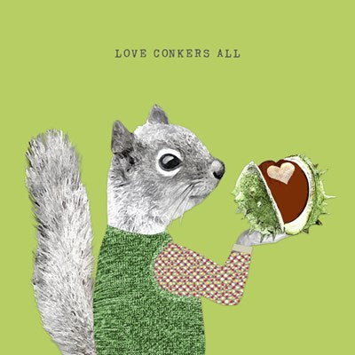 Love Conkers All Card - Maktus