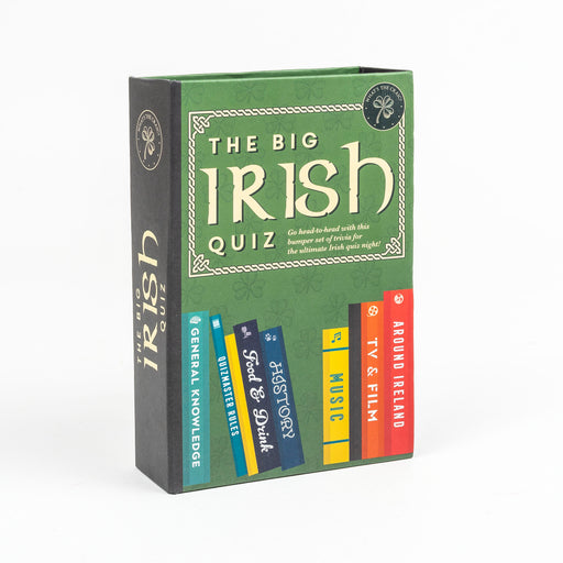 The big Irish quiz - Maktus