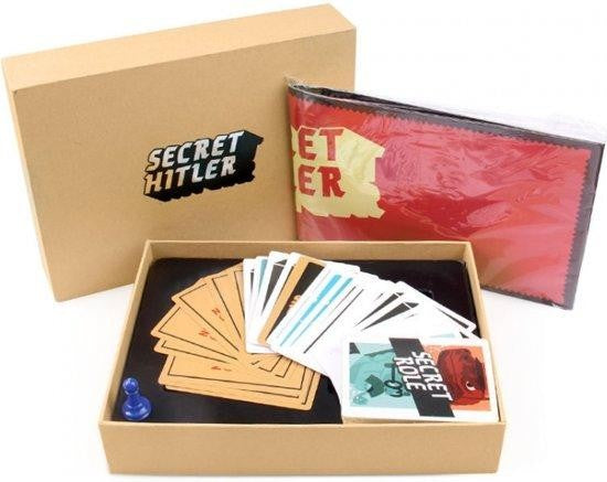 Secret Hitler - Maktus