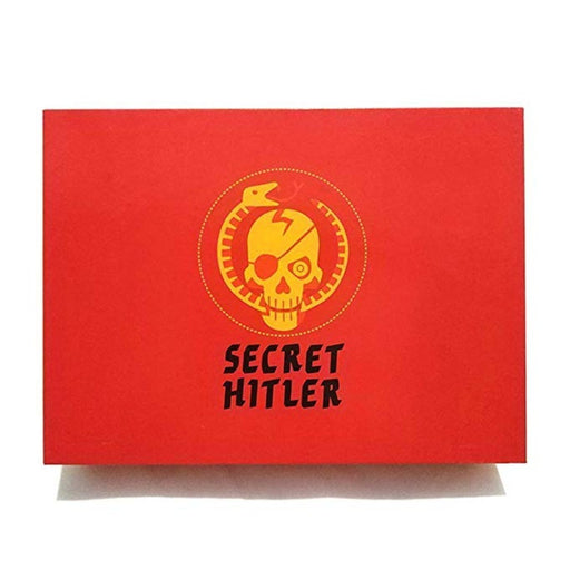 Secret Hitler Red Box - Maktus