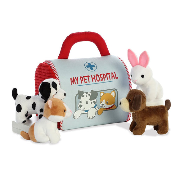 My Pet Hospital Play Set