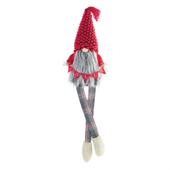Jolly Dangle Leg Gnome