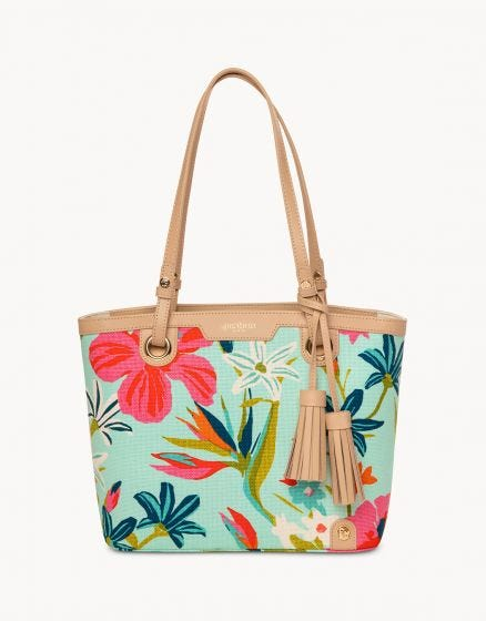 Island Tote in Moreland