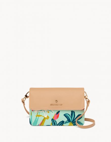 Eden Convertible Crossbody in Moreland