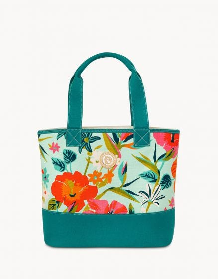 Seabreeze Tote in Moreland