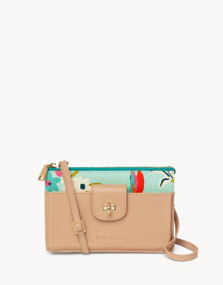Lindsey Phone Crossbody in Moreland