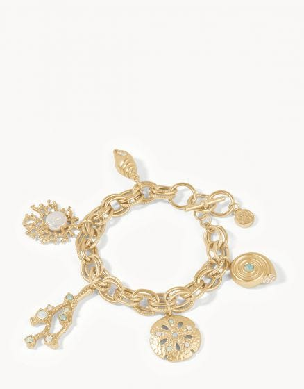 Sea Treasures Toggle Bracelet