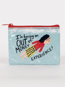 Coin Purse Out of Money Experience