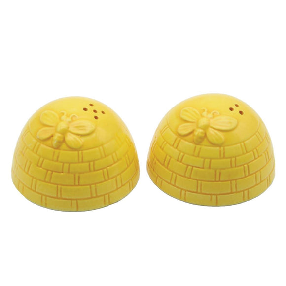 Bee Hive Salt and Pepper Shaker
