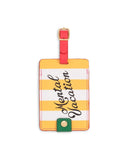 Getaway Luggage Tag Mental Vacation