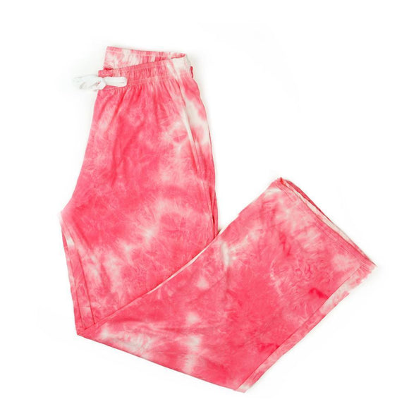 Hello Mello Dyes the Limit Tie Dye Lounge Pants