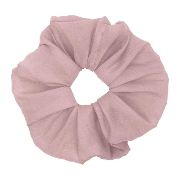 Dinner Scrunchie Blush