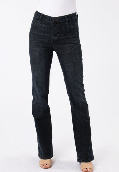Bootcut Jean Dark Denim