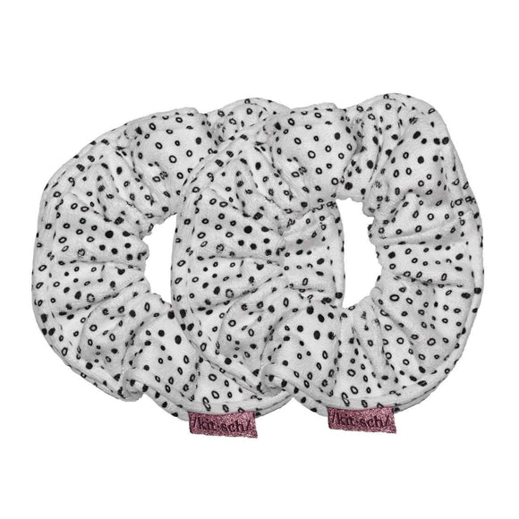 Microfiber Towel Scrunchie Micro Dot