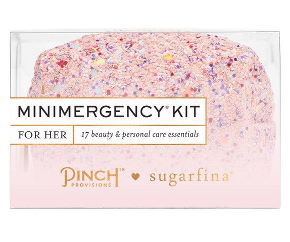 Minimergency Kit Sugarfina Pink