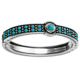 Southwest Dream Trail Hinged Bangle