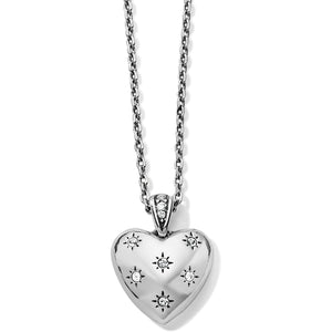 Stellar Heart Necklace