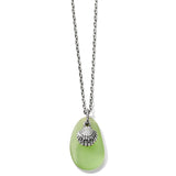 Sea Shore Shell Glass Necklace