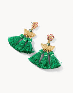 River House Tassel Earrings