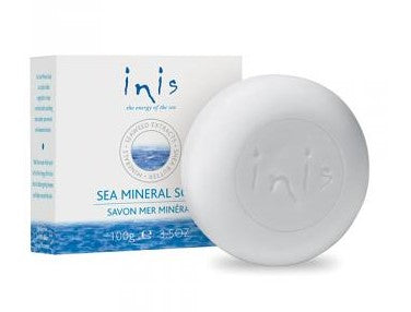 Inis Sea Mineral Bar Soap