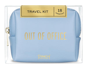 Travel Kit Airplane Periwinkle