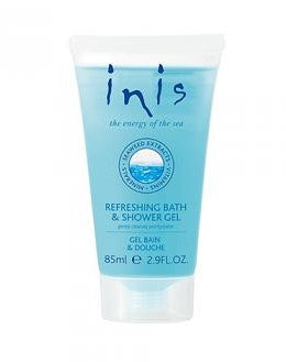Inis Travel Shower Gel 2.9 oz