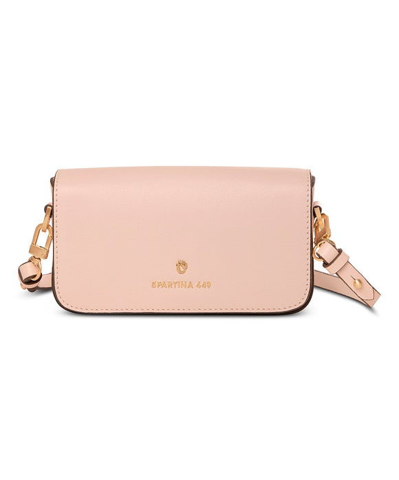 Siren Crew Phone Crossbody in Blush