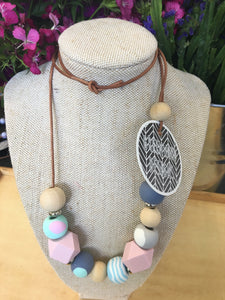 'Greenwood Designs' Mixup Necklaces