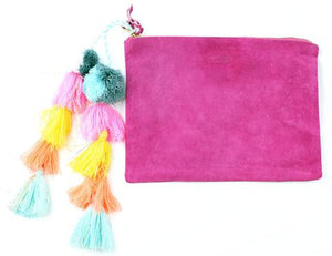 'Mrs Darcy' Bohemia Clutch