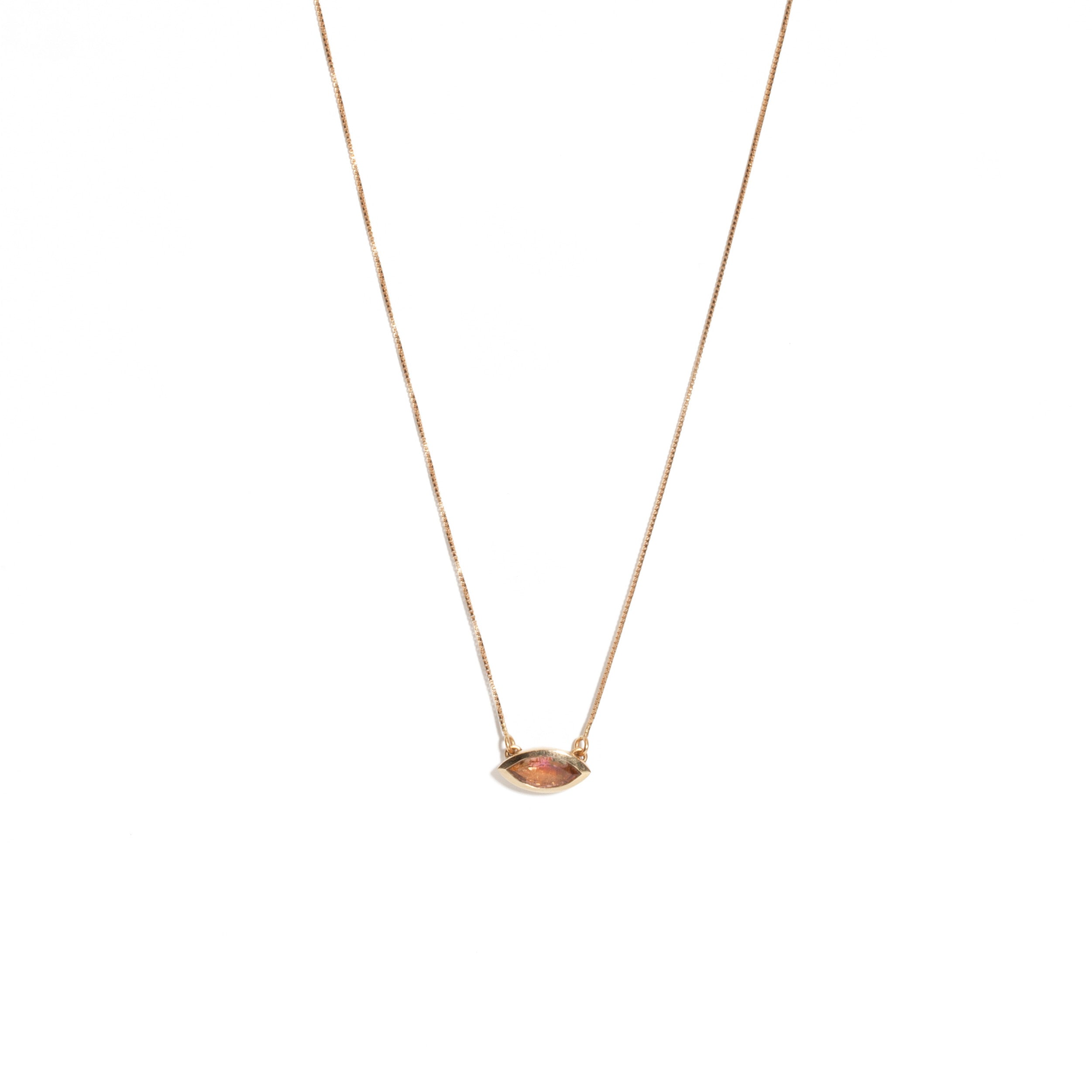 La Navette Necklace