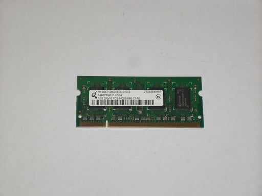 Qimonda 1 GB PC2-6400 DDR2-800 800MHz Laptop Memory Ram HYS64T128020EDL-2.5C2