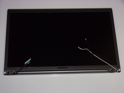 "Samsung NP700Z7C Complete Assembly LCD LED Laptop Screen 17.3"" Matte Gray ""B"""