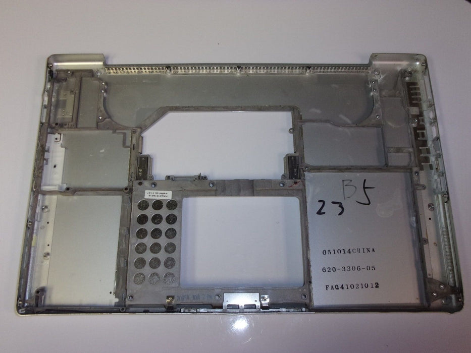 Apple PowerBook G4 A1139 Aluminum Bottom Case 620-3306-05