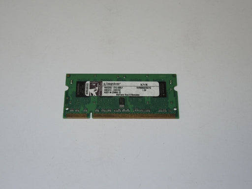 Kingston 1 GB PC2-6400 DDR2-800 800 MHz Laptop Memory RAM KVR800D2S6/1G