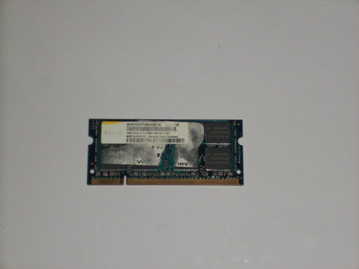 Elixer 1 GB PC2-5300 DDR2-667 667 MHz Laptop Memory RAM M2N1G64TU8HA2B-3C