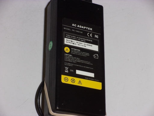 Acer 19.5V Replacement Laptop AC Adapter PA-1900-04