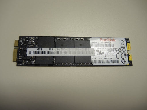 SanDisk 256 GB SSD Laptop Solid State Drive SD5SE2-256G-1002E