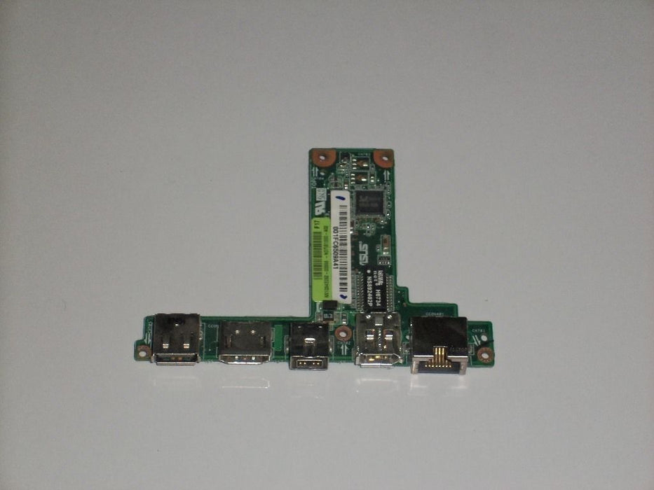 Alienware Area-51 M17X Ethernet Port Board w/HDMI and USB ND7IB1000-A02