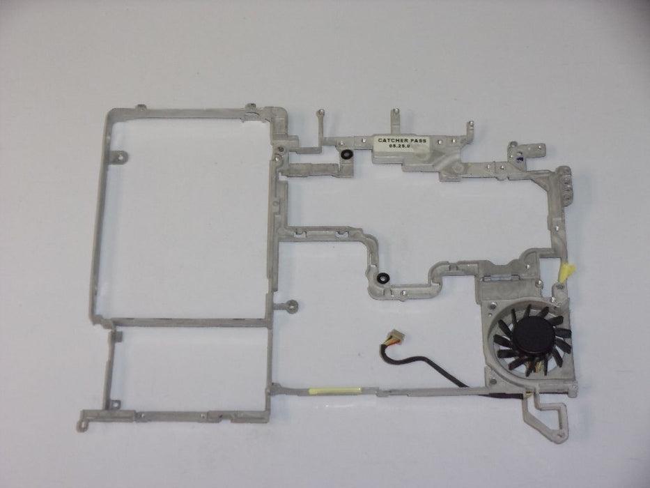Apple PowerBook G4 A1104 Cooling Fan W/ Frame GC054509VH-8A