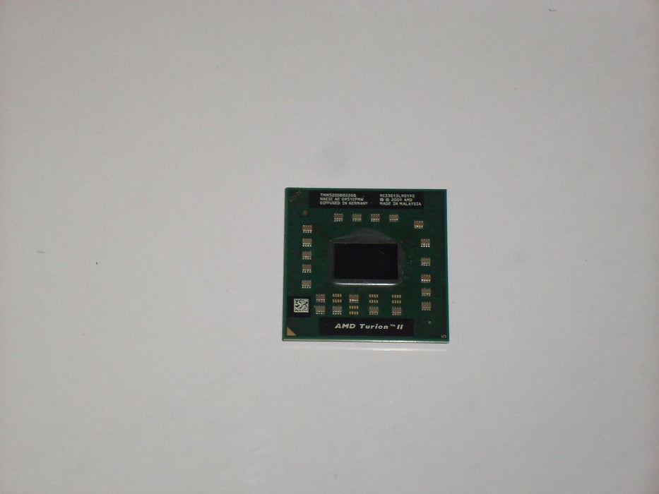 AMD Turion II Dual-Core Mobile M520 2.3 GHz Laptop Processor CPU TMM520DB022GQ