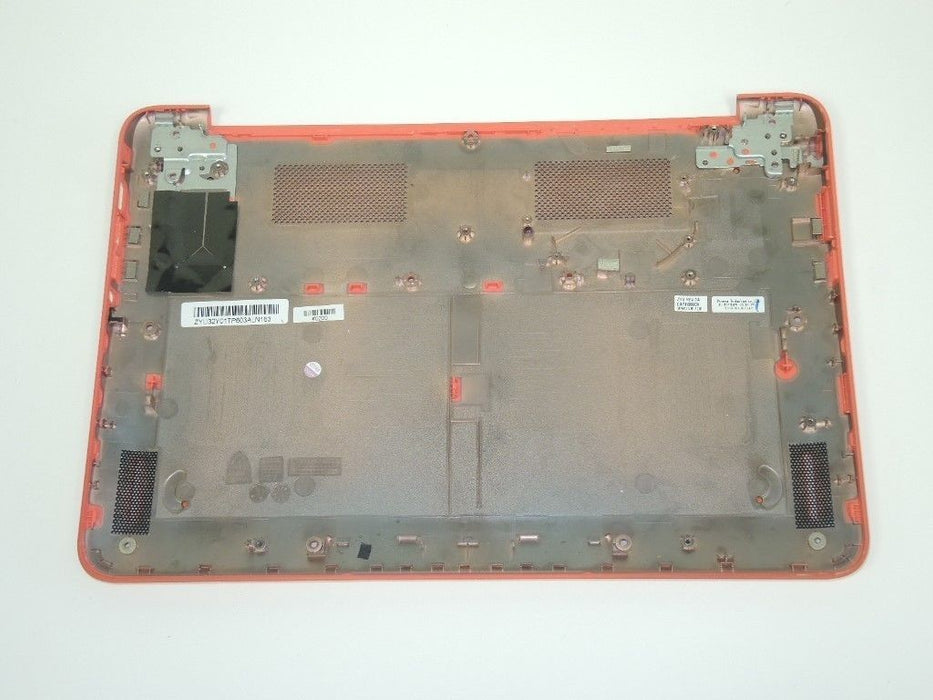 HP Chromebook 14-q Bottom Case 32Y01TP603 EAY01006020 Orange