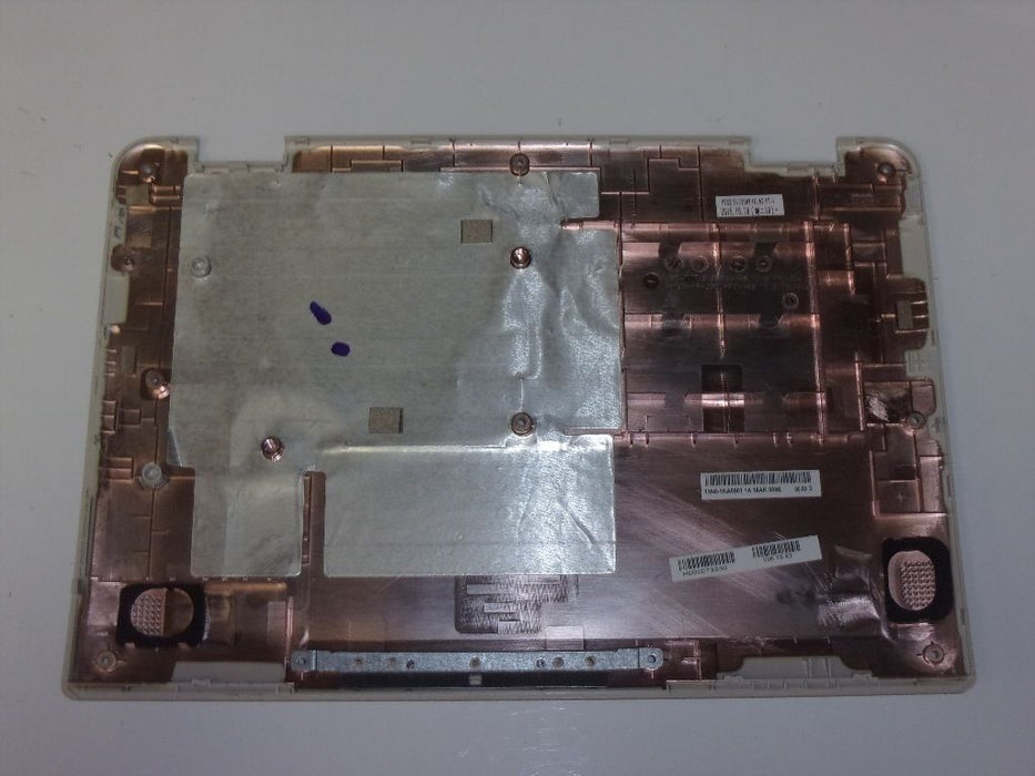 Toshiba Satellite CL15 Laptop Bottom Case Silver H000073330
