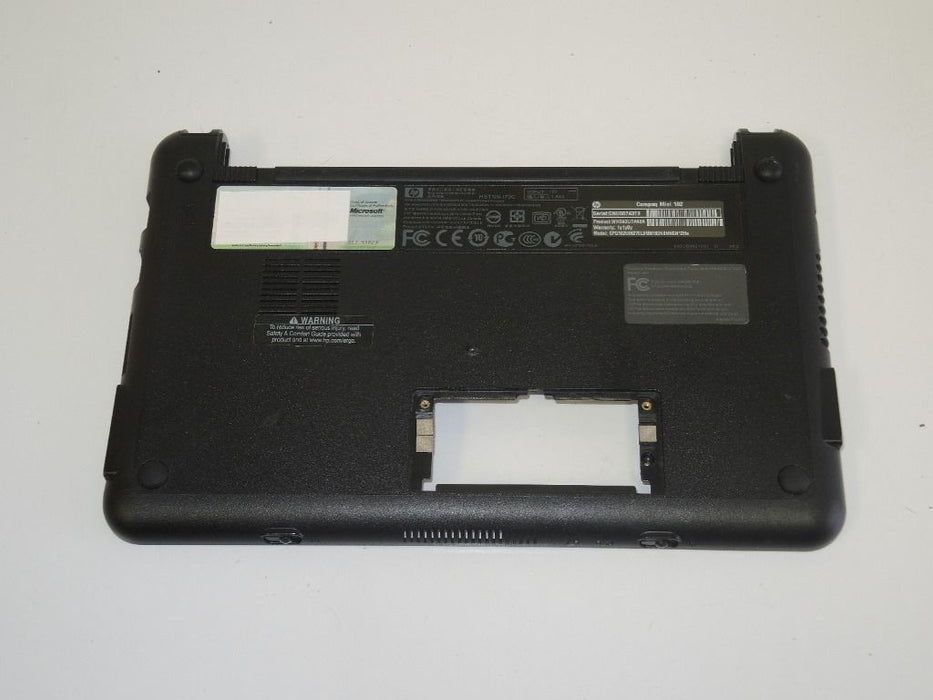 Compaq Mini 102 Series  Laptop Bottom Case Black 594810-001