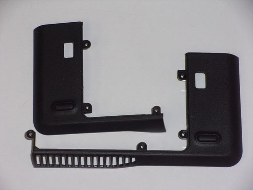 Dell Latitude E6540 Left Right Hinge Cover Set 2VHH8 JT7DT