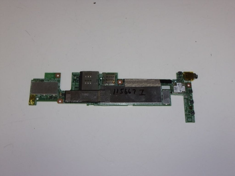 Lenovo ThinkPad Tablet 2 Motherboard 04X4657 48.4VX01.051