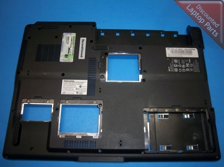 Acer Aspire 9400 MS2195 Bottom Case 60.4G507.004