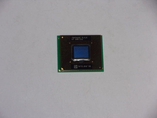 Intel Mobile Pentium III 600 MHz Laptop Processor CPU KP80526GY600256 SL4JX