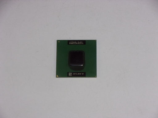 Intel Mobile Pentium 4-M 1.6 GHz Laptop Processor CPU RH80532NC025512 SL6EX